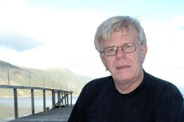JOHS B. THUE FORFATTAR OG PRESSEMANN FRÅ SOGN.