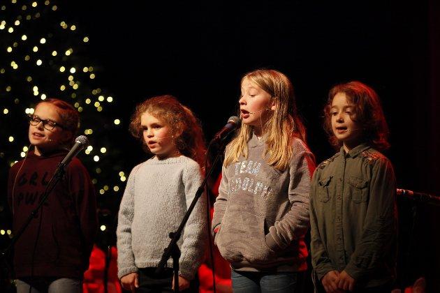 """JOMENTUM: Frå """"De usynlige barna og drømmen om julegleden""""."""