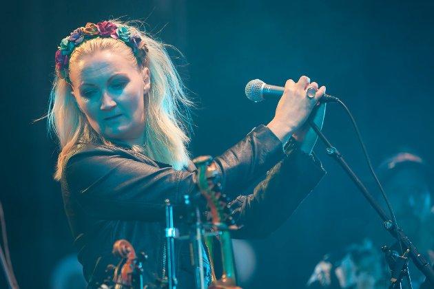 Sigrid Moldestad, Kalvåg Kystfestival