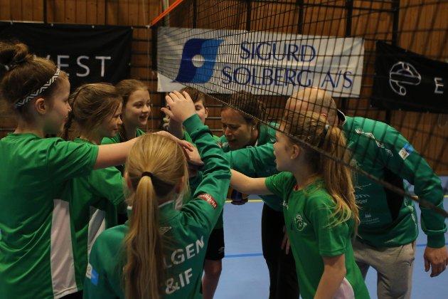 Florø Volleyball Enivest Cup i Florøhallen søndag 10. februar 2019