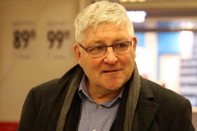 HØGRE: Kommunestyrerepresentant Vidar Grønnevik i Kinn Høgre.
