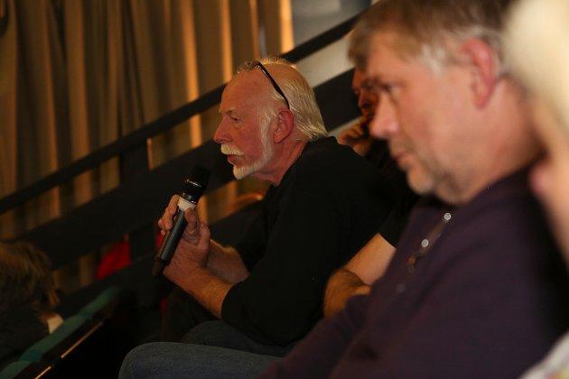 Ivar Rune Varpe - leiar for lokal gruppe som kjempar mot realisering av Bremangerlandet Vindkraft.