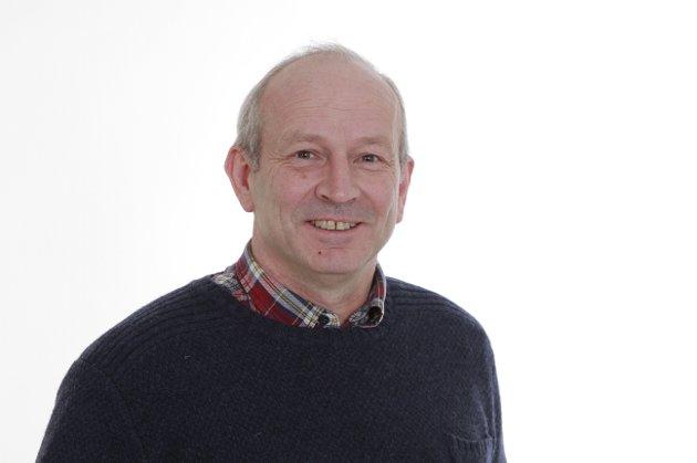 Hilmar Eliasson, leiar i Kinn Venstre