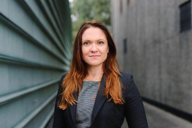 Helen Frihammer frå NHO vil skape 25.000 arbeidsplassar i Vestland fram til 2030.
