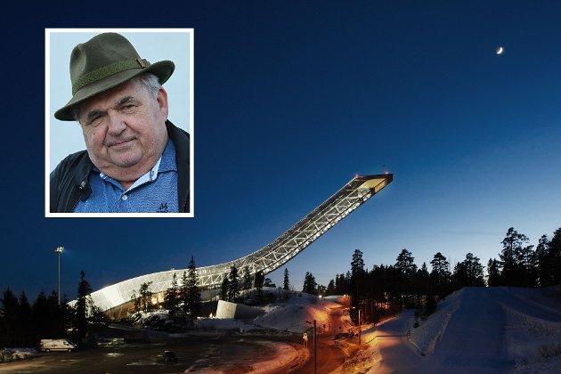 SJØLVSKADING: Skiforbundet påfører seg sjølve mykje unødvendig skade, meiner Knut Magnussen som denne veka har dukka ned i saka om den frittalande sportssjefen til hopplandslaget.