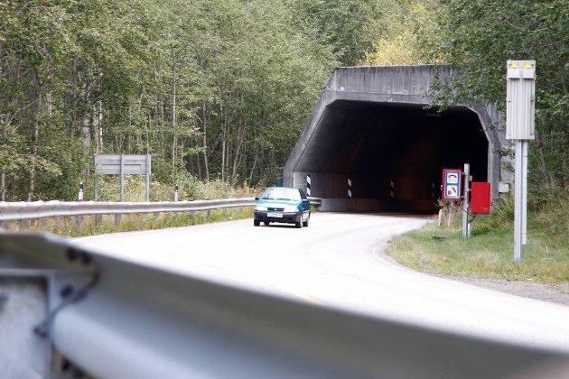 Høyangertunnelen.