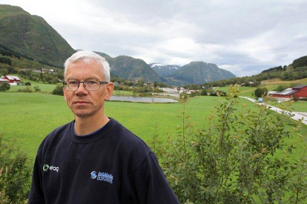 Svein Årdalsbakke, Jølster KrF