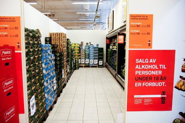 Salet av øl i Førde etter nedlegginga av ølpolet gjekk opp frå 243.000 liter i 2011 til 450.000 liter i 2013.