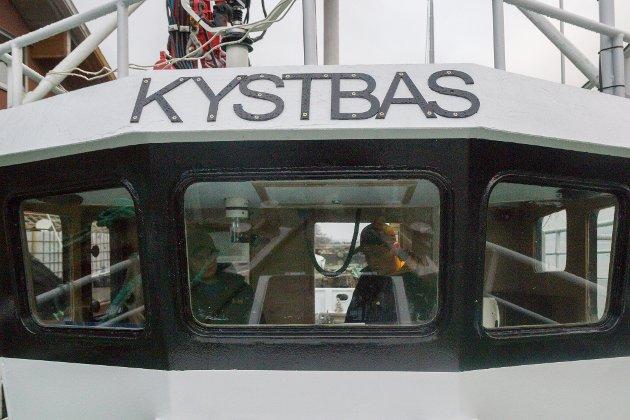 KYST: «Kystbas», som før heitte «Astrid», skal brukast langs heile norskekysten, kanskje allereie i Lofoten før jul.