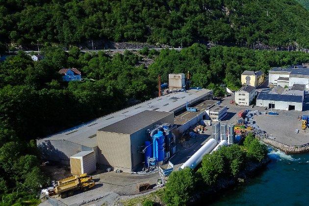 Eigarane i av Nyrstar i Høynger vil legga ned industribedrifta.