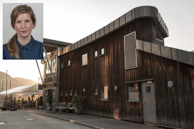 FATTIGARE UTAN: – For Førde er Pikant den urbane redninga, eit lite innslag av by i bygdeby, skriv Marie Havnen.