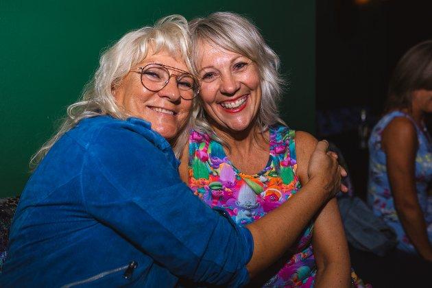 Heidi Nyhammer og Britt Iren Nygjerde.