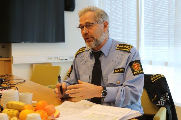 MANGE HYTTEOPPDRAG: Arne Johannessen meiner folk no må forstå situasjonen og respektera hytteforbodet.