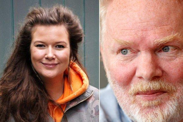 NY TUR: Renate Rivedal inviterer Torgrim Eggen med på tur og har reiseplanen klar.