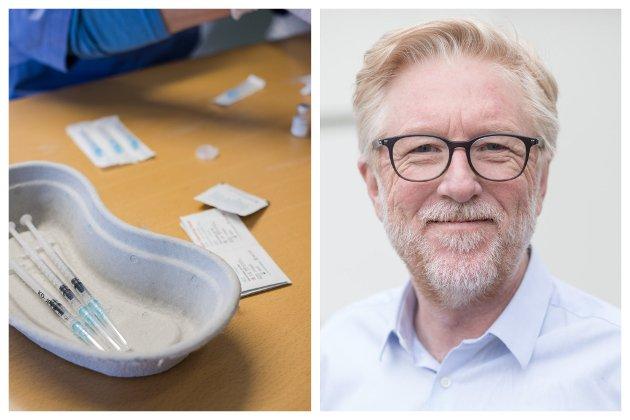 De kan få vaksinedosane våre, Oslo. Køyr på, få det gjort. De treng ikkje tenke på oss i Sogn og Fjordane akkurat no, skriv Firda-redaktør Kai Aage Pedersen.