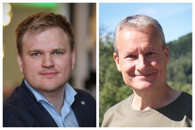 Aleksander Øren Heen (SP) er framleis favoritt, men  Olve Grotle (H) kan vinne det tredje mandatet frå Sogn og Fjordane, skriv Firda-redaktør Kai Aage Pedersen.