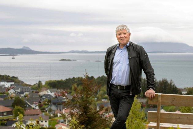 Vidar Grønnevik (H) meiner formueskatten er urettferdig og at den er skadeleg for samfunnet.