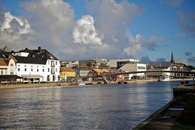 Fredrikstad den lille storbyen