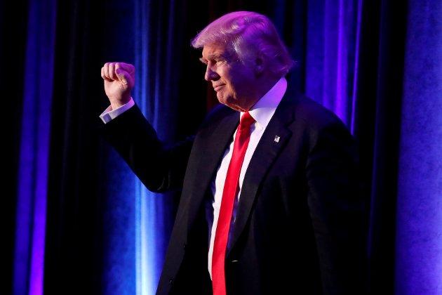 Får konsekvenser: Donald Trump som presiden i USA vil bety endringer for østfoldinger. Henning Røli har ikke det eksakte svaret på hvordan det vil slå ut, men eksportbedriftene er mest utsatt.