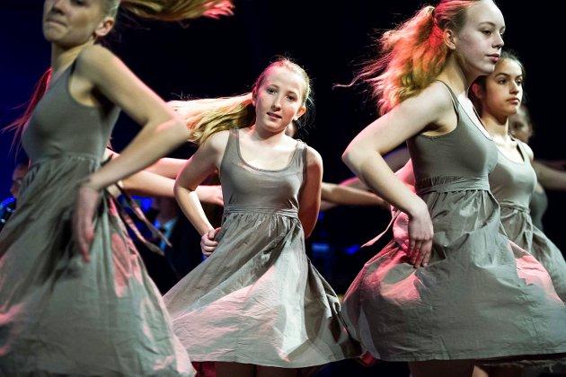 Dans er populær «linje» på kulturskolen.  Flere skal få sjansen, ifølge opptrappingsplanen Atle Ottesen forteller om.