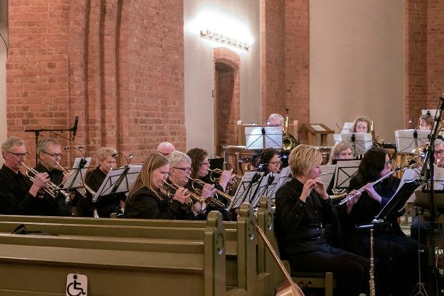 JUbiLEumskonsert Onsö Musikkforening