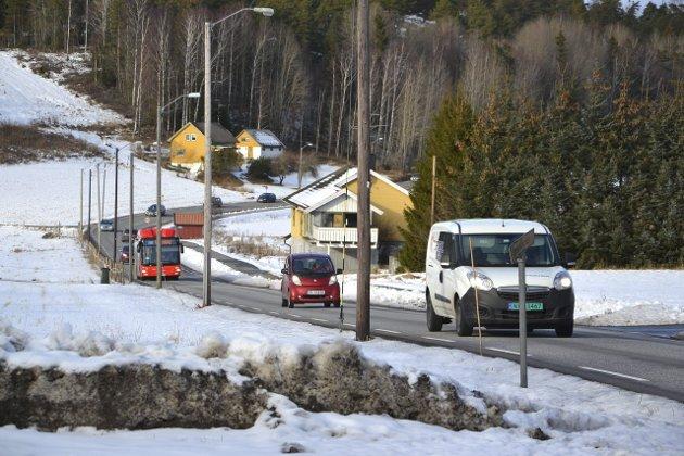 For sent: Hvorfor ble det ikke ble gjort tiltak på Evenrødveien/Seppoveien før sykehuset åpnet?