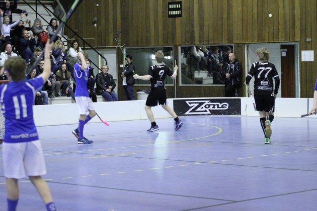 Slevik IBK arrangerte i helgen Zonecup for femtende året på rad.