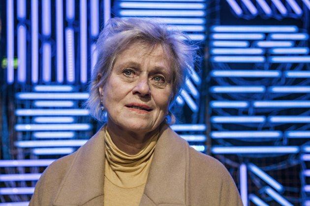 Anne Marie Ottersen er én av de fire svært kompetente og troverdige skuespillerne som fremfører monologene i dette stykket, mener FBs anmelder.