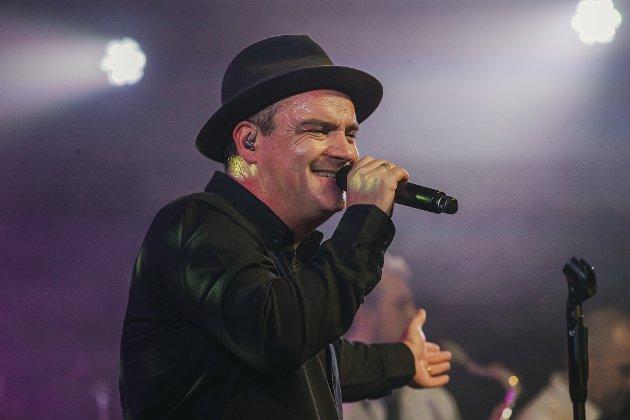 SUKSESS: For åttende år på rad gjør Odd René Andersen suksess med Motow-show på Bårhuset Scene.