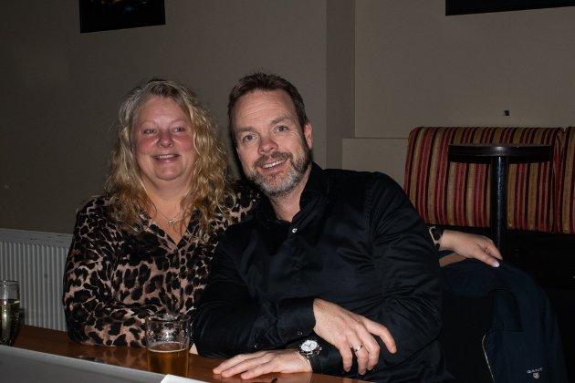 Jeanette Hermansen og Tor Horpestad.