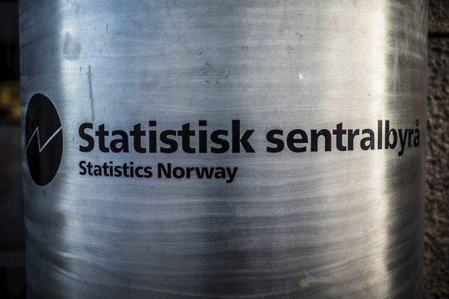 25–30 ANSATTE: SSB har i dag 80 ansatte i forskningsavdelingen. Nå er det foreslått å kutte til 25–30 ansatte. Foto: NTB
