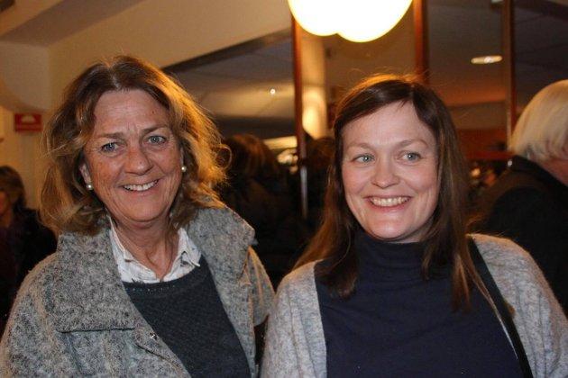 Kristin og Kine Østvik