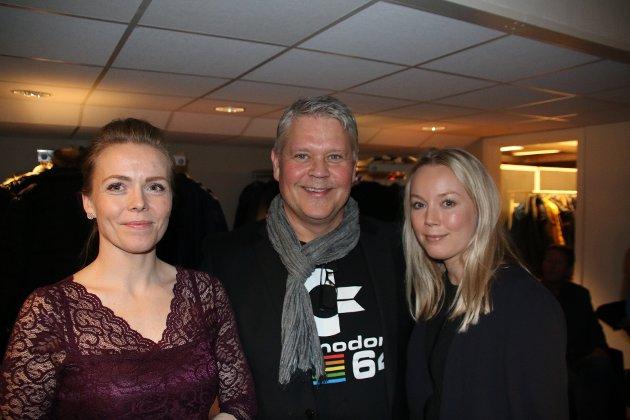 Tone Merethe Viklem Olsen, Jan Roger Eriksen, Johanna Kristoffersen
