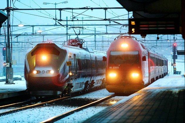 Nord-Norge-banen.