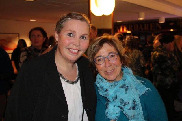 Monika Andersson og Vera Lindberg