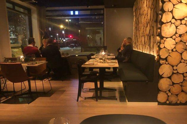 SJEL: Er et nøkkelord når Løk og Gjøk skal formidle sitt besøk hos den nye restauranten.