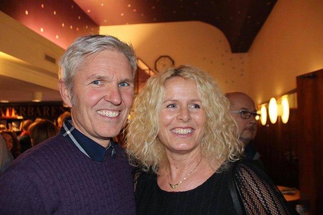 Torfinn og Marit Rustad