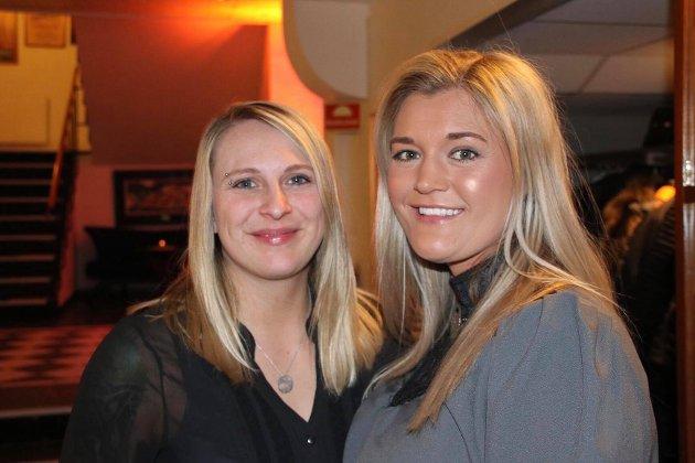 Ida Nymo Dahl og Tina Bakke Gusjås