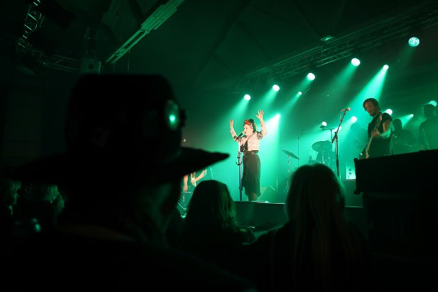 Silya i Lokstall 1, Vinterfestuka.