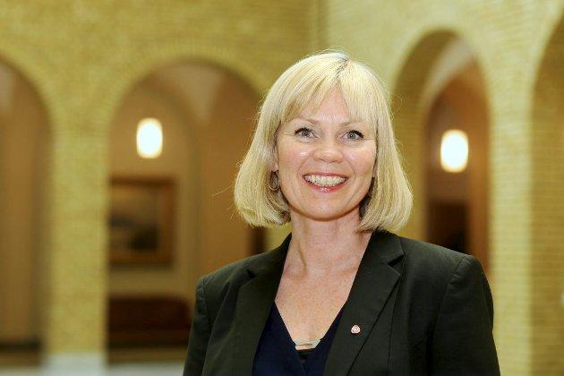Stortingsrepresentant: Åsunn Lyngedal (Ap). Arkivfoto
