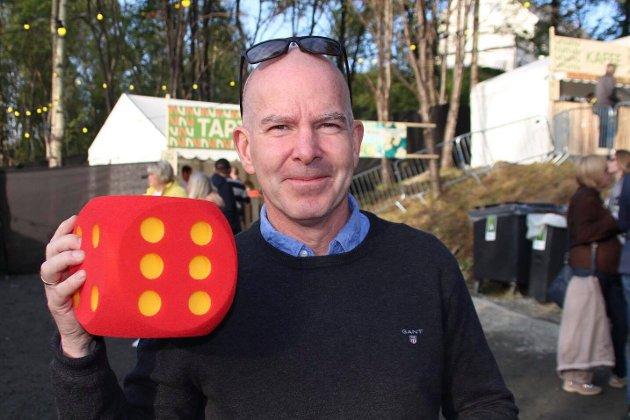 Ulf Eirik Torgersen.