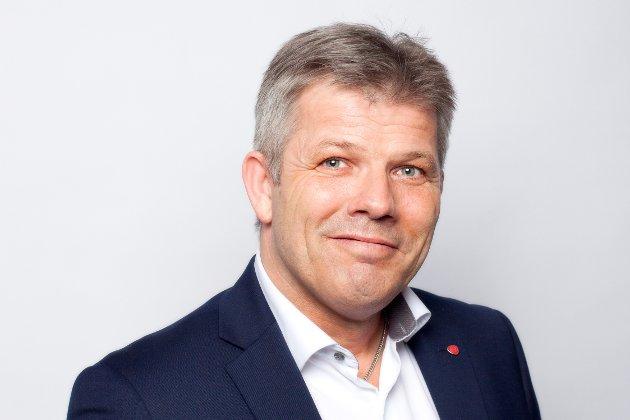 Bjørnar Skjæran, nestleder i Arbeiderpartiet