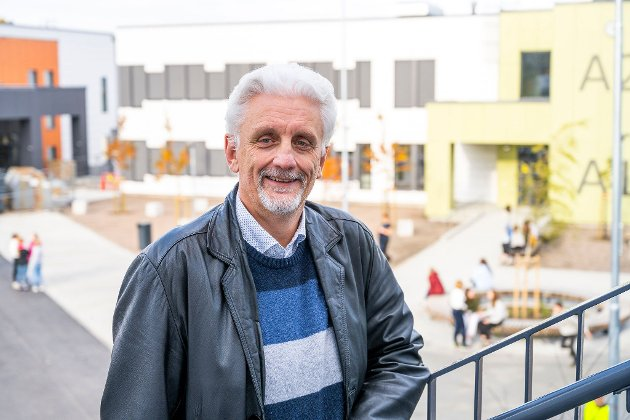 Morten F. Hanssen, eiendomssjef Narvik kommune