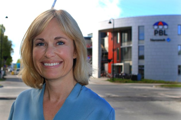 Anne Lindboe, administrerende direktør PBL (Private Barnehagers Landsforbund)