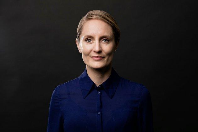 Aud Hegli Nordø, kommunikasjonssjef i Greenpeace Norge