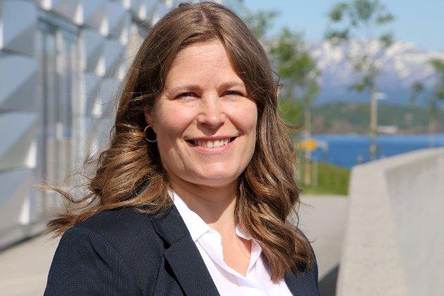 Fylkesråd og landsmøtedelegat Linda Haukland