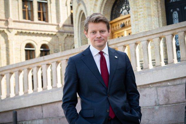 Peter Frølich, stortingsrepresentant (H)