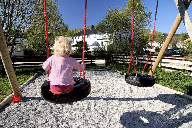 BARNEHAGE: Innsenderen mener barnehager i offentlig og privat regi forskjellsbehandles.