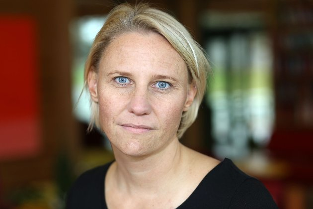 MARIA AASEN-SVENSRUD: Vi kan ikke behandle barn og ungdom som en «vare» som kommersielle aktører skal konkurrere om, skriver stortingspolitikeren fra Åsgårdstrand.