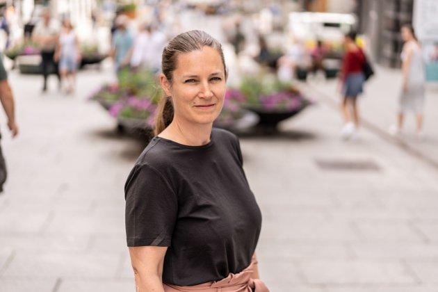 INNSENDER: Randi Hagen Eriksrud ber deg følge magefølelsen og si fra hvis du mistenker at et barn ikke har det bra på grunn av voksnes alkoholmisbruk.